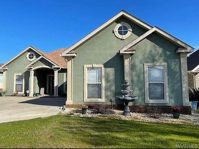 107 Grey Fox Trail, Enterprise, AL 36330 (MLS #491863) :: Team Linda Simmons Real Estate