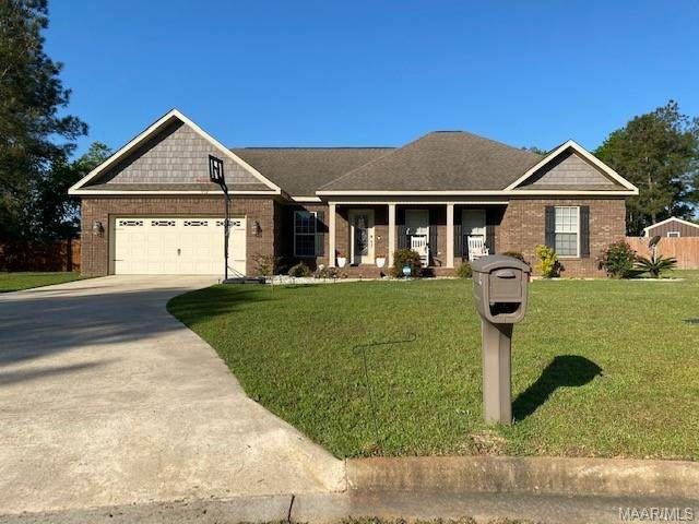 4 County Road 690, Chancellor, AL 36316 (MLS #491996) :: Team Linda Simmons Real Estate