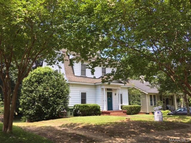 1322 S Mcdonough Street, Montgomery, AL 36104 (MLS #492562) :: Buck Realty