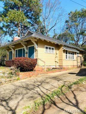 601 S Panama Street, Montgomery, AL 36107 (MLS #493835) :: LocAL Realty