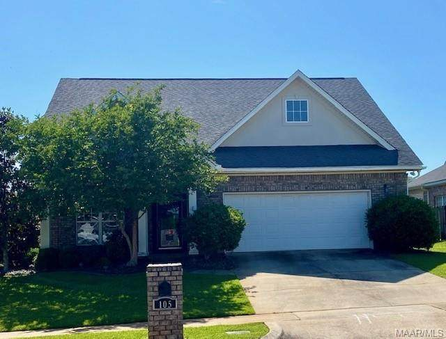 105 Planters Court, Enterprise, AL 36330 (MLS #494114) :: David Kahn & Company Real Estate