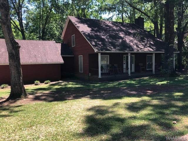 261 E Castlewood Drive, Selma, AL 36701 (MLS #494216) :: LocAL Realty