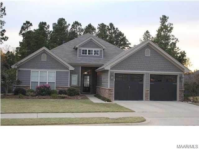 9725 Silver Bell Court, Pike Road, AL 36064 (MLS #494416) :: LocAL Realty
