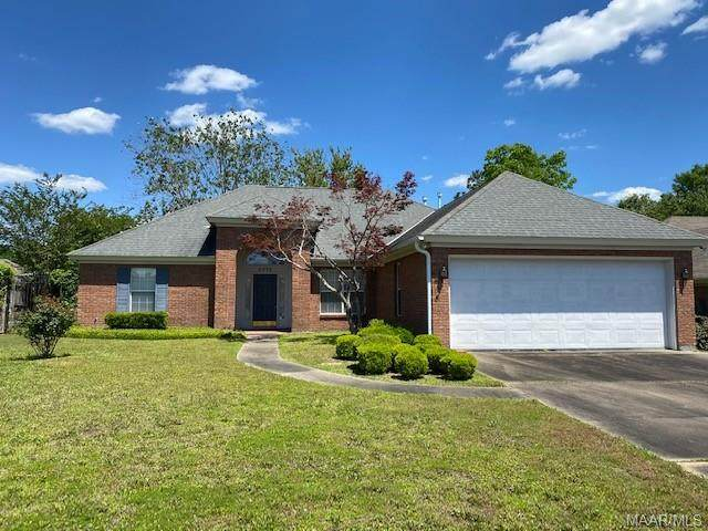 2613 Chesterfield Court, Montgomery, AL 36117 (MLS #494504) :: LocAL Realty