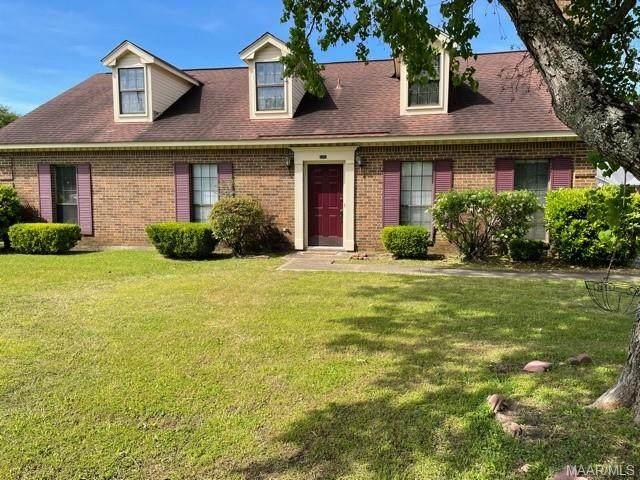 2342 Sansone Road, Montgomery, AL 36116 (MLS #494722) :: LocAL Realty