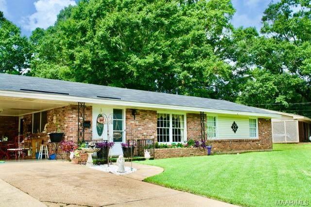 222 Bellehurst Drive, Montgomery, AL 36109 (MLS #496677) :: Buck Realty
