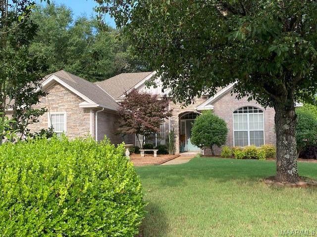 38 Maribeth Loop, Deatsville, AL 36022 (MLS #496697) :: David Kahn & Company Real Estate