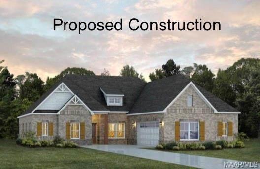 513 Sage Brook, Pike Road, AL 36064 (MLS #496710) :: David Kahn & Company Real Estate