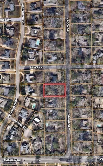 1808 Croom Drive, Montgomery, AL 36106 (MLS #496744) :: Buck Realty