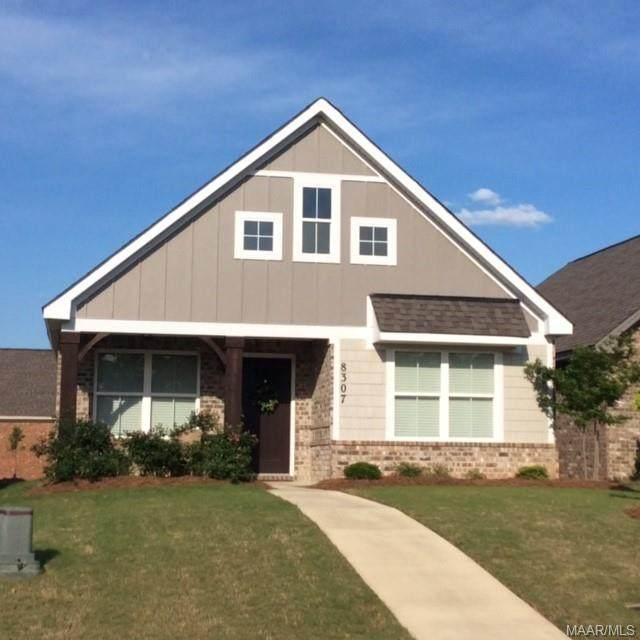 8307 Faith Drive, Montgomery, AL 36117 (MLS #496834) :: Buck Realty