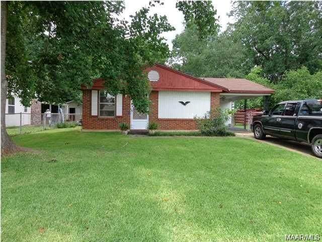 210 Juniper Court, Prattville, AL 36067 (MLS #496923) :: Buck Realty
