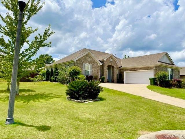 3418 Crestwood Lane, Montgomery, AL 36116 (MLS #498902) :: Buck Realty
