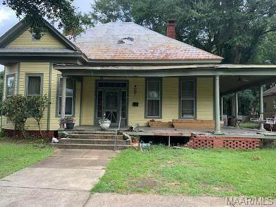 822 Pettus Street, Selma, AL 36701 (MLS #498905) :: Buck Realty