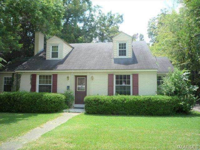 312 E Fairview Avenue, Montgomery, AL 36105 (MLS #499075) :: Buck Realty