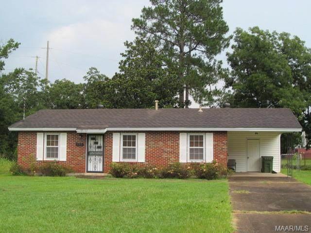 112 Conley Circle, Montgomery, AL 36110 (MLS #499487) :: Buck Realty