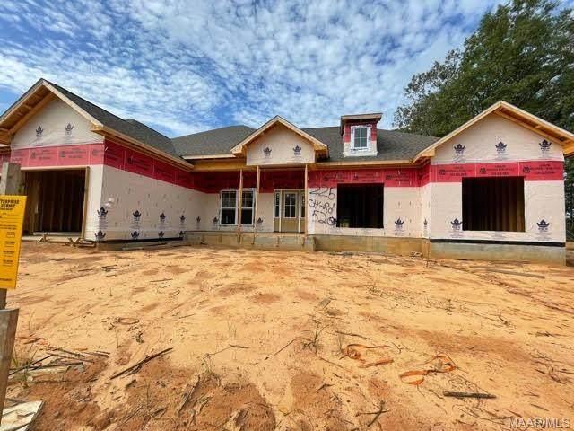 225 County Road 520, Enterprise, AL 36330 (MLS #499669) :: Team Linda Simmons Real Estate