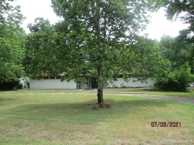 3607 Audubon Road, Montgomery, AL 36111 (MLS #499705) :: Buck Realty