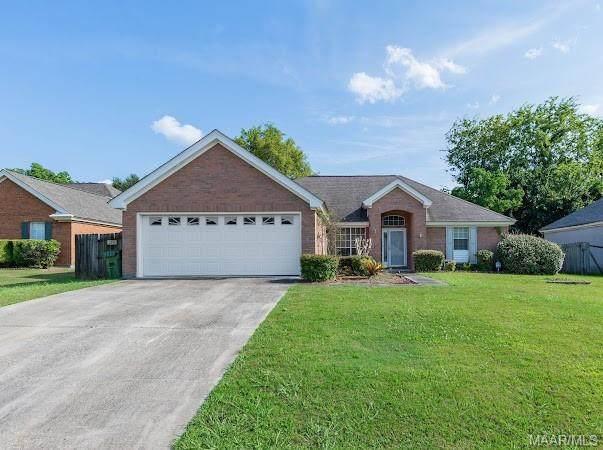 6724 Jakefield Drive, Montgomery, AL 36117 (MLS #501236) :: Buck Realty