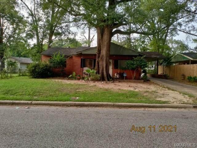 162 Pocahontas Road, Montgomery, AL 36105 (MLS #501294) :: Buck Realty