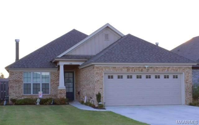 1436 Bristol Park Place, Montgomery, AL 36117 (MLS #501331) :: Buck Realty