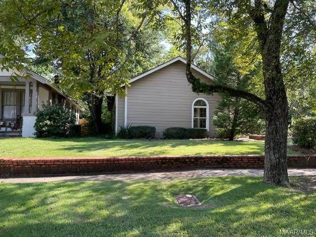 1200 Woodward Avenue, Montgomery, AL 36106 (MLS #501393) :: Buck Realty
