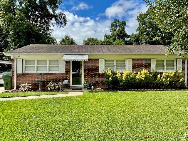 3220 Durham Drive, Montgomery, AL 36109 (MLS #501442) :: Buck Realty