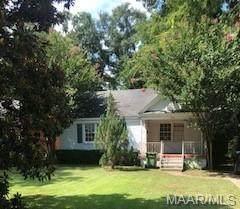 939 E Edgemont Avenue, Montgomery, AL 36111 (MLS #501662) :: Buck Realty