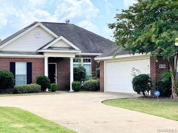 8728 Will Newton Drive, Montgomery, AL 36117 (MLS #501781) :: Buck Realty