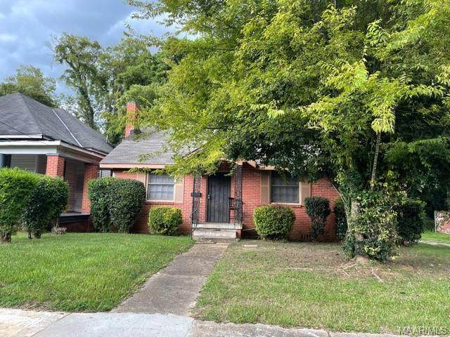 1109 Sayre Street, Montgomery, AL 36104 (MLS #502907) :: Buck Realty
