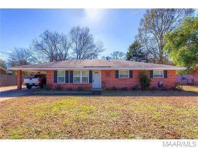 4136 Sherman Way, Montgomery, AL 36109 (MLS #503055) :: Buck Realty