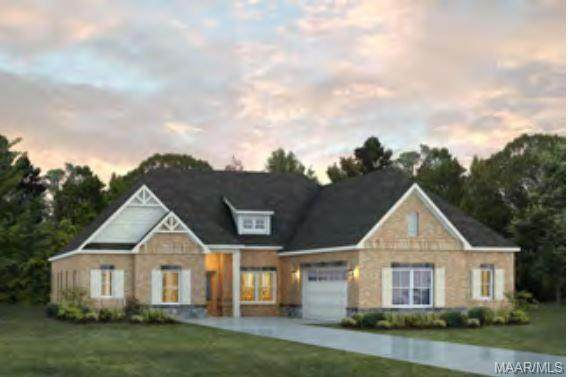 512 Pointer Place, Pike Road, AL 36064 (MLS #503264) :: Buck Realty