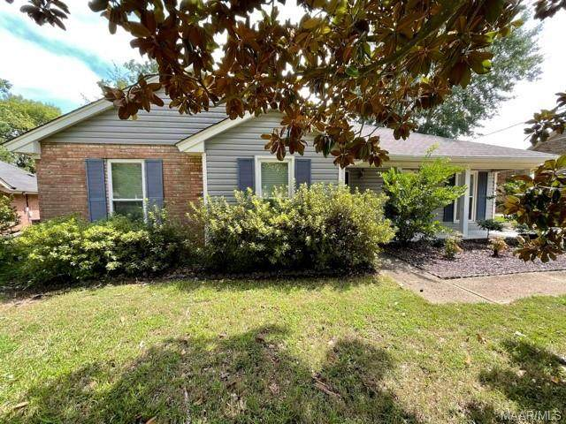 2909 Willow Lane Drive, Montgomery, AL 36109 (MLS #503291) :: Buck Realty