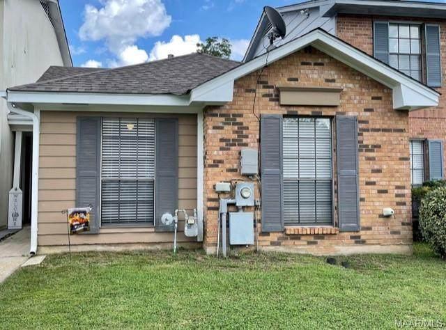 534 Saddlewood Lane, Montgomery, AL 36109 (MLS #503386) :: Buck Realty