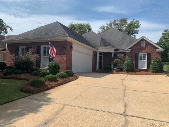 8836 Green Chase Drive, Montgomery, AL 36117 (MLS #503422) :: Buck Realty