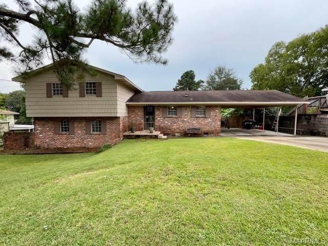 5290 Cochran Circle, Montgomery, AL 36109 (MLS #503506) :: Buck Realty