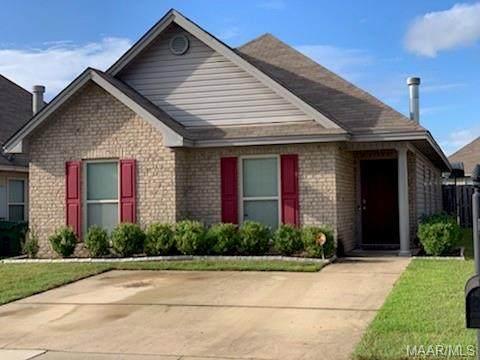 6531 Ridgeview Lane, Montgomery, AL 36117 (MLS #503602) :: Buck Realty