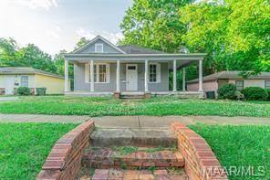 2015 Capitol Avenue, Montgomery, AL 36107 (MLS #503607) :: Buck Realty