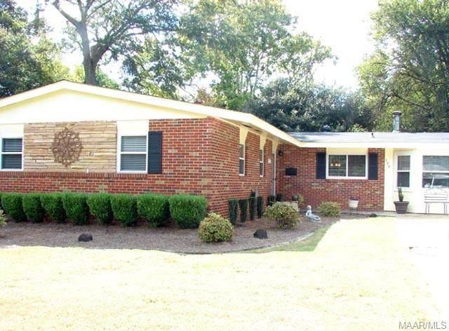 101 Salem Drive, Montgomery, AL 36109 (MLS #503777) :: Buck Realty