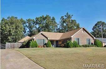 438 High Ridge Road, Wetumpka, AL 36093 (MLS #505259) :: Buck Realty