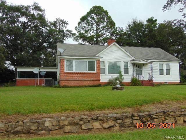 20730 Highway 31, Thorsby, AL 35171 (MLS #505276) :: Buck Realty