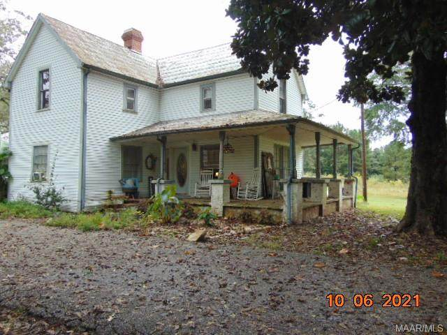 779 County Road 71, Thorsby, AL 35171 (MLS #505288) :: Buck Realty