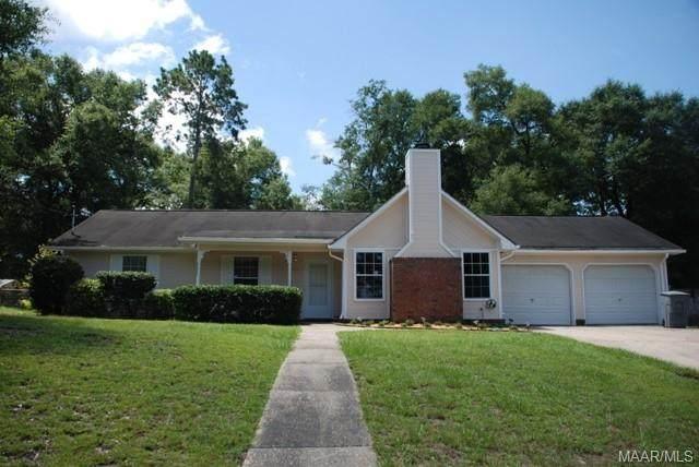 123 Blackhawk Drive, Daleville, AL 36322 (MLS #505344) :: Team Linda Simmons Real Estate
