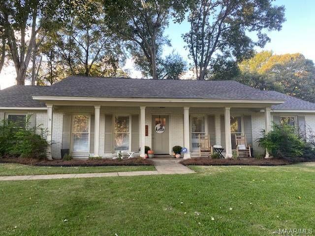 4649 Chrystan Road, Montgomery, AL 36109 (MLS #505434) :: Buck Realty