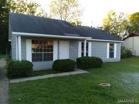 3012 Fredericksburg Drive, Montgomery, AL 36116 (MLS #505720) :: Buck Realty
