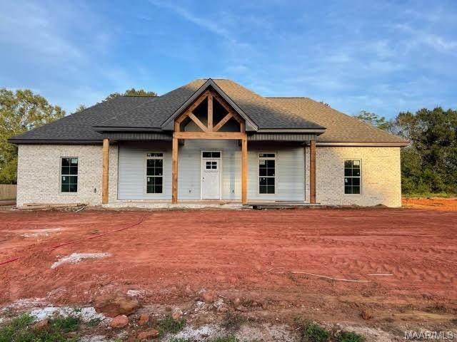 545 County Road 758, Enterprise, AL 36330 (MLS #505817) :: Team Linda Simmons Real Estate