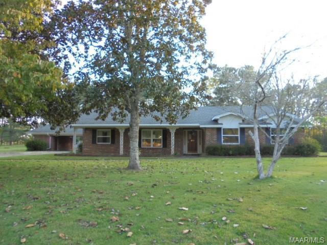 1303 Highland Drive, Elba, AL 36323 (MLS #W20171883) :: Team Linda Simmons Real Estate
