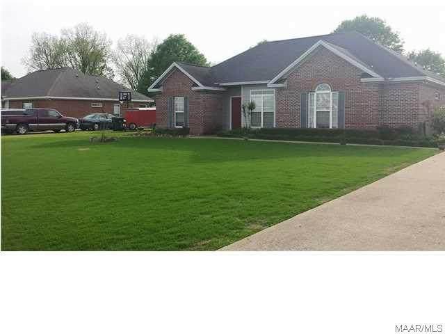 189 Scarlet Oak Drive, Deatsville, AL 36022 (MLS #323963) :: Buck Realty