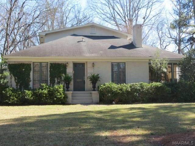 2209 Country Club Drive, Montgomery, AL 36106 (MLS #430948) :: Buck Realty