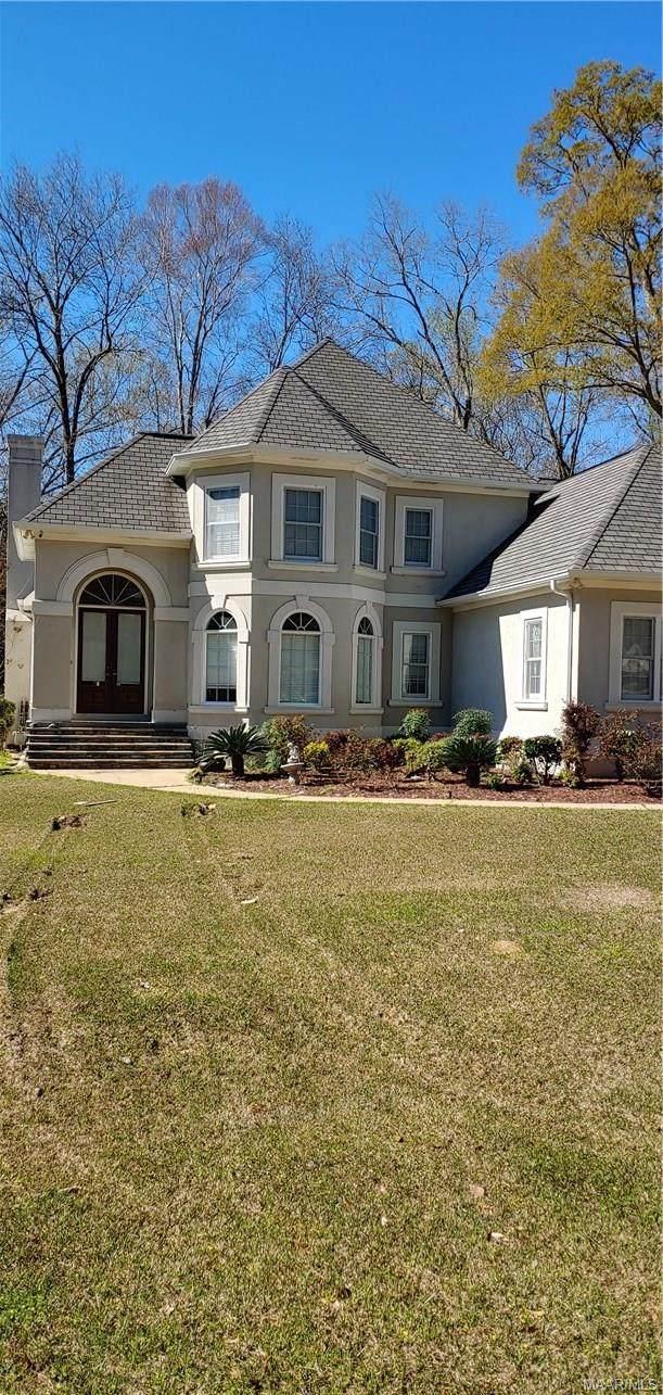 3 Wilkins Road, Selma, AL 36701 (MLS #449697) :: LocAL Realty
