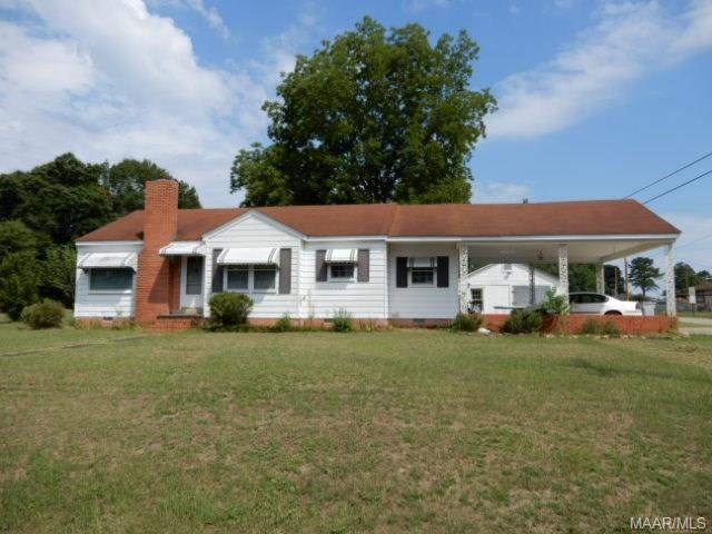 1070 Sunset Boulevard, Elba, AL 36323 (MLS #454721) :: Team Linda Simmons Real Estate
